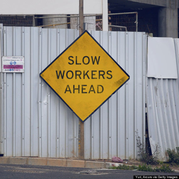 this road sign is a lot less helpful than it looks huffpost life