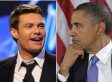 President Obama To Do Interview With Ryan Seacrest