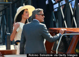 Congrats George and Amal!