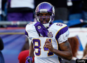 Randy Moss Cut Waived