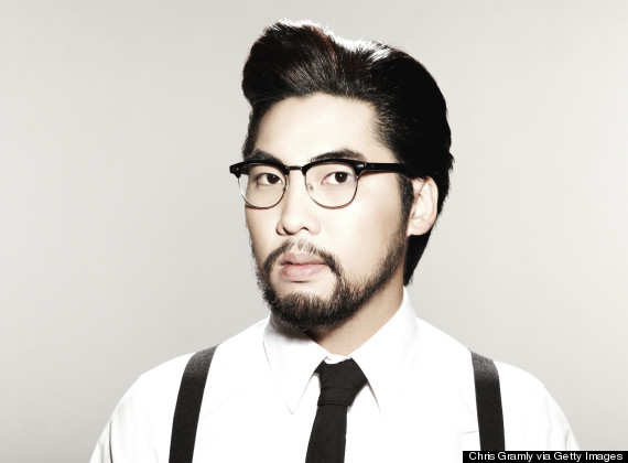 asian hipster