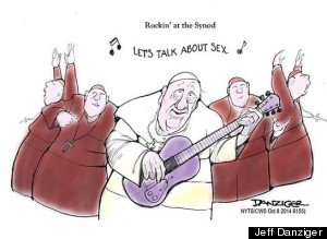 POPE FRANCIS SEX