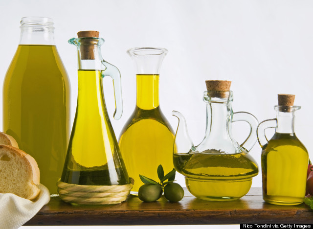 Extra Virgin Olive Oil - Basic Processed Foods