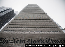 The New York Times a le lectorat canadien en ligne de mire
