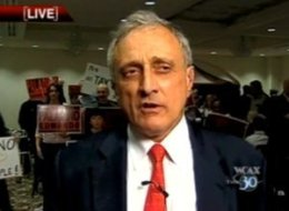 Carl Paladino Interview Walk Off