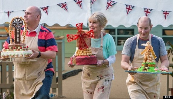 The Great British Bake Off ends with Sophie Faldo as a winner