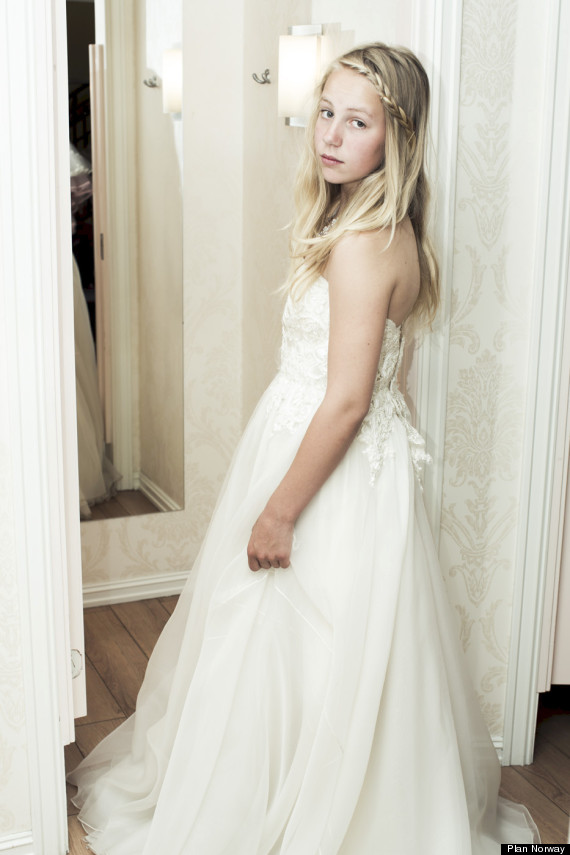 This Norwegian Preteen Is Marrying A 37 Year Old For One Important