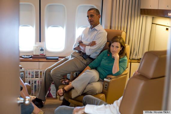 obama hogging chair