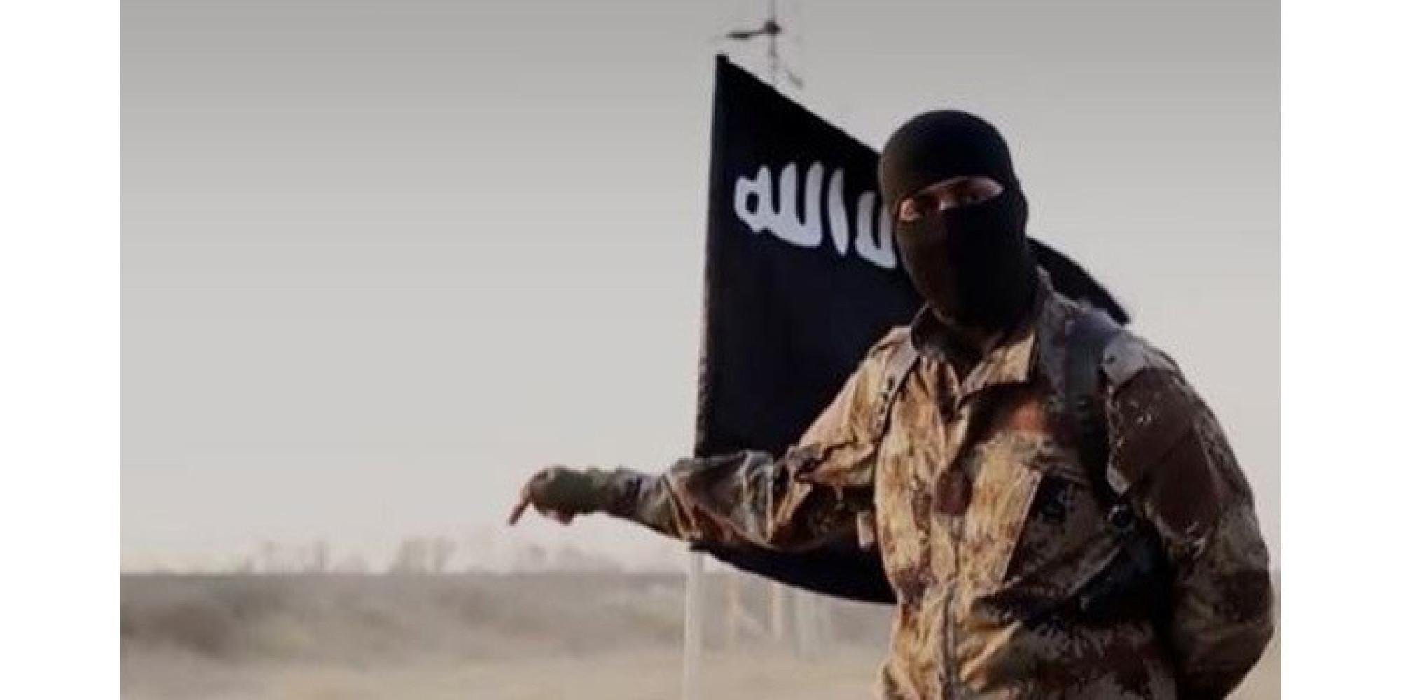 ИГопубликовало видеозапись казни предполагаемого русского шпиона