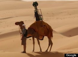 Google Is Using Camels To Map The Deserts