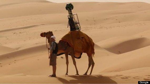 google camel camera