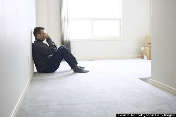 man depression