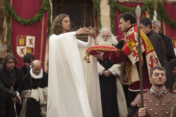 coronación isabel