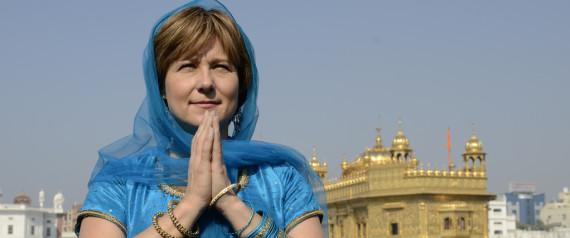 CHRISTY CLARK INDIA