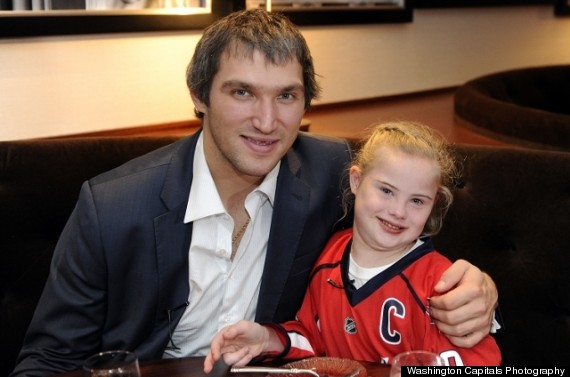 ovechkin and ann