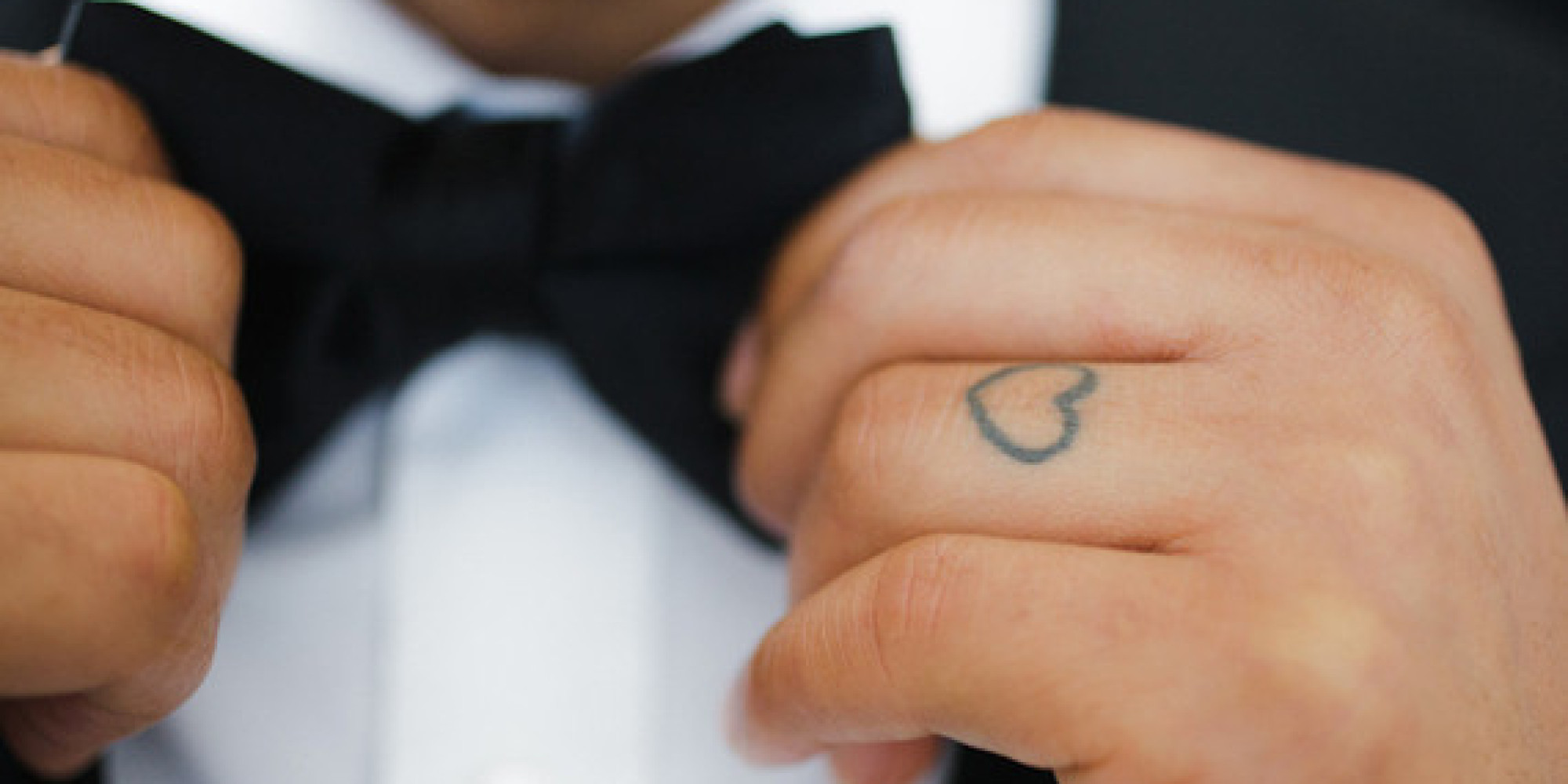 8 Tattoo Wedding Ring Ideas That Show Yourmitment For, Like, Ever   Huffpost