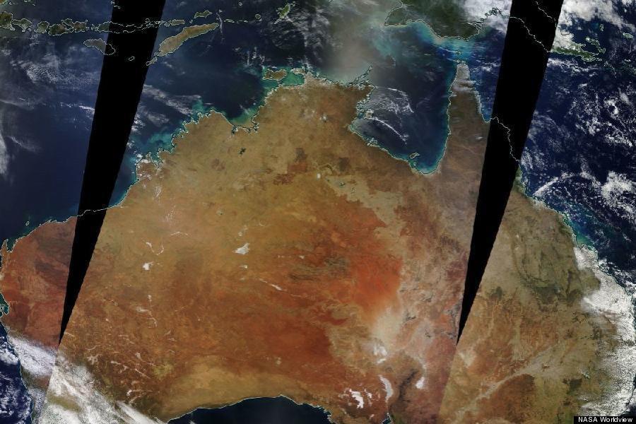 australia fire scale