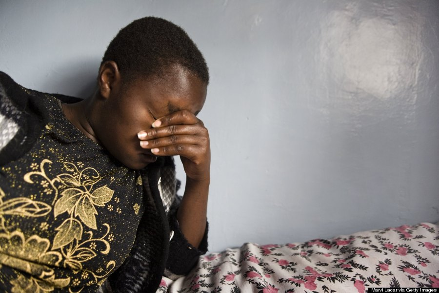 female genital mutilation crying