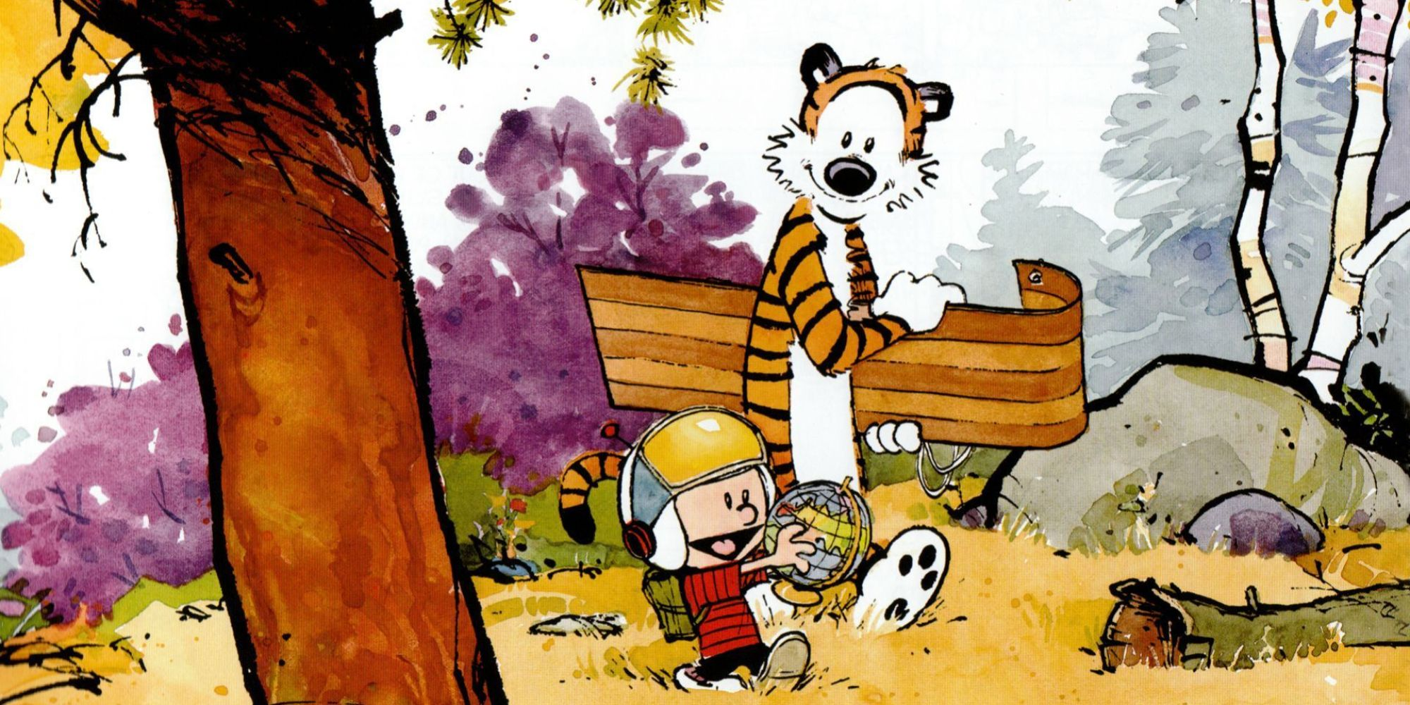 Someone Estimated Just How Much Calvin And Hobbes' Antics ...