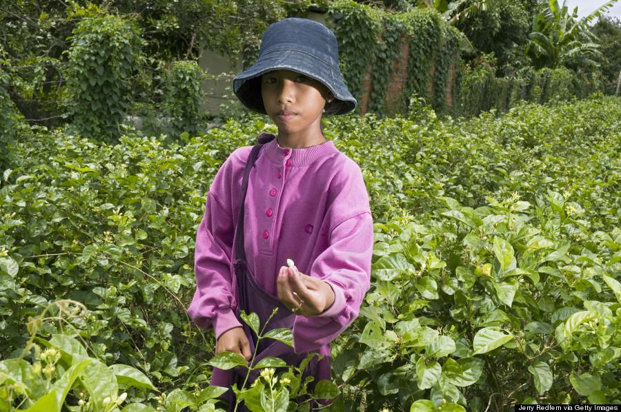 world day against child labor girl
