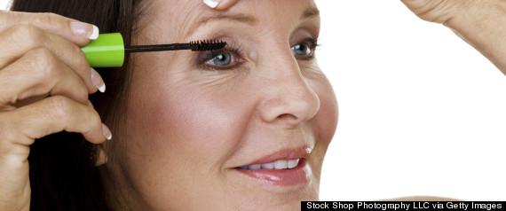 mature eyelashes