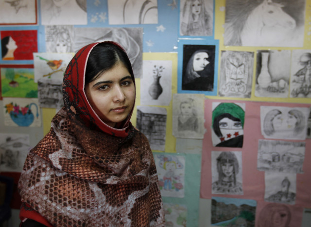 malala et kailash satyarthi re oivent le prix nobel de la paix 2014. Black Bedroom Furniture Sets. Home Design Ideas