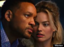 Will Smith And Margot Robbie Sizzie In First Trailer For 'Focus'