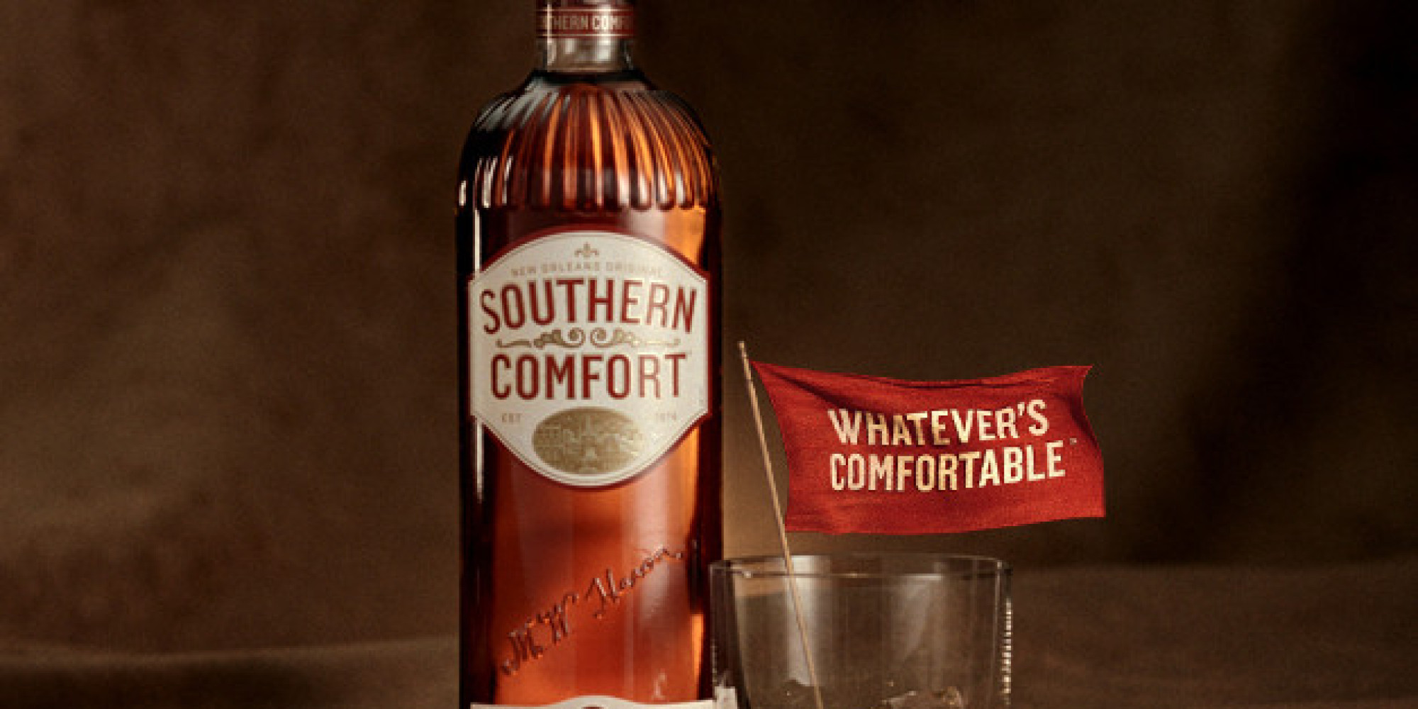 So What Exactly Is In Southern Comfort Anyway