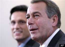 Congress Republicans Boehner