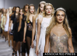 The Big Lesson In Feminism We Can All Learn From Fashion Week