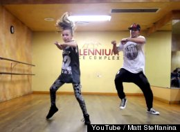 11-Year-Old Sensation Taylor Hatala Kills It With 'All About That Bass' Dance