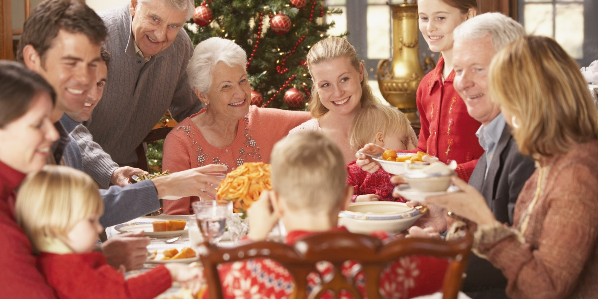 christmas dinner at disneyland california