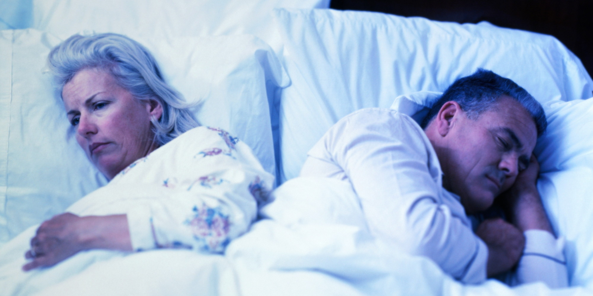How Separate Beds Are The Key To A Happy Relationship For ...