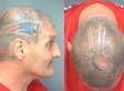 Arrest Warrant Out For Man Whose Head Is Covered In Patriots Tats