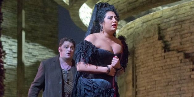 Images Met Opera: A Fiery and Doomed