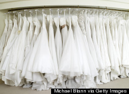 The Faithful Shopper: Blushing Brides