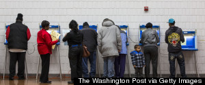 WISCONSIN VOTING