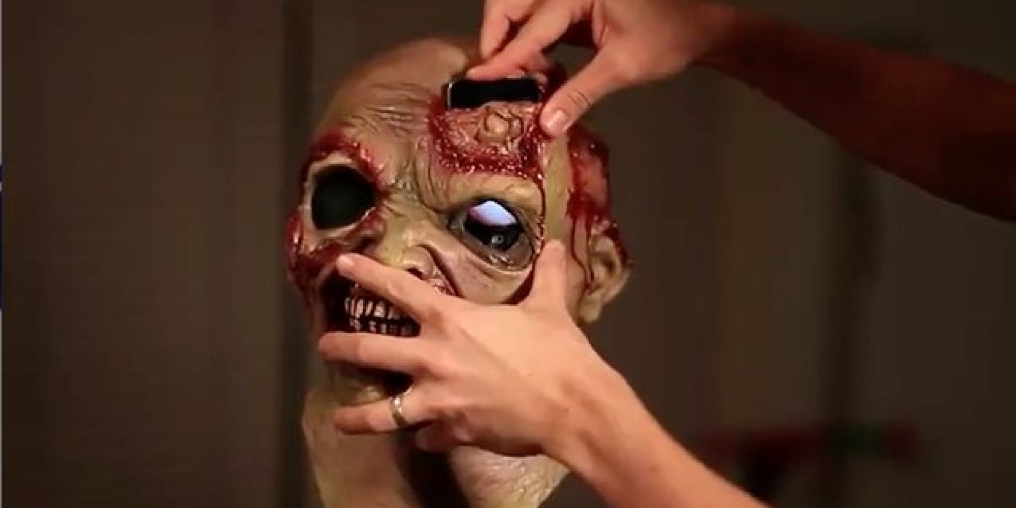 Former NASA Engineer Uses iPhones, Androids To Make Extra Creepy ...
