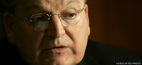 Cardinal Burke Takes A Break From Synod For Homophobic Rant