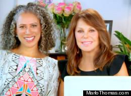 Trae Bodge With Marlo Thomas (VIDEO)
