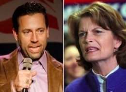 Alaska Senate Race Lisa Murkowski Joe Miller