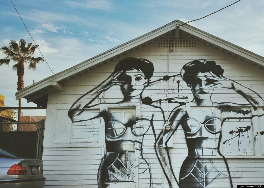 street art los angeles