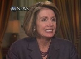 Nancy Pelosi Interview