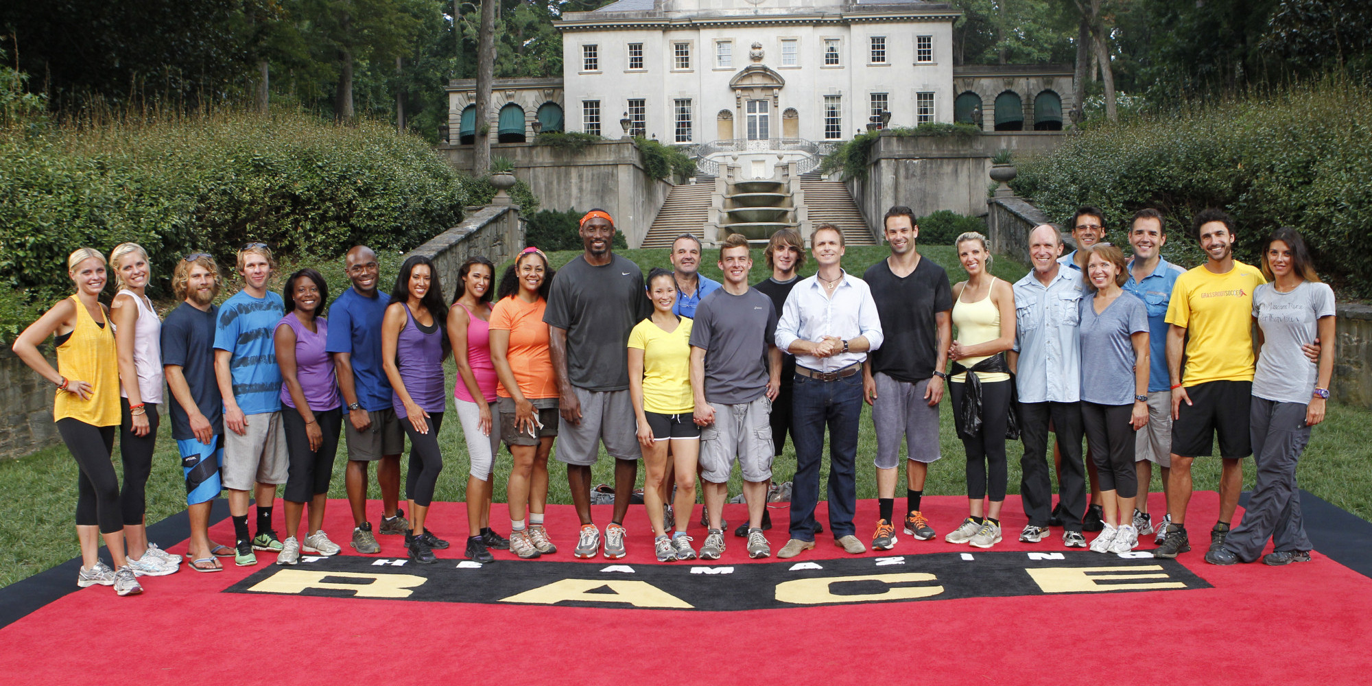 Everything you wanted to know about how they make the amazing race