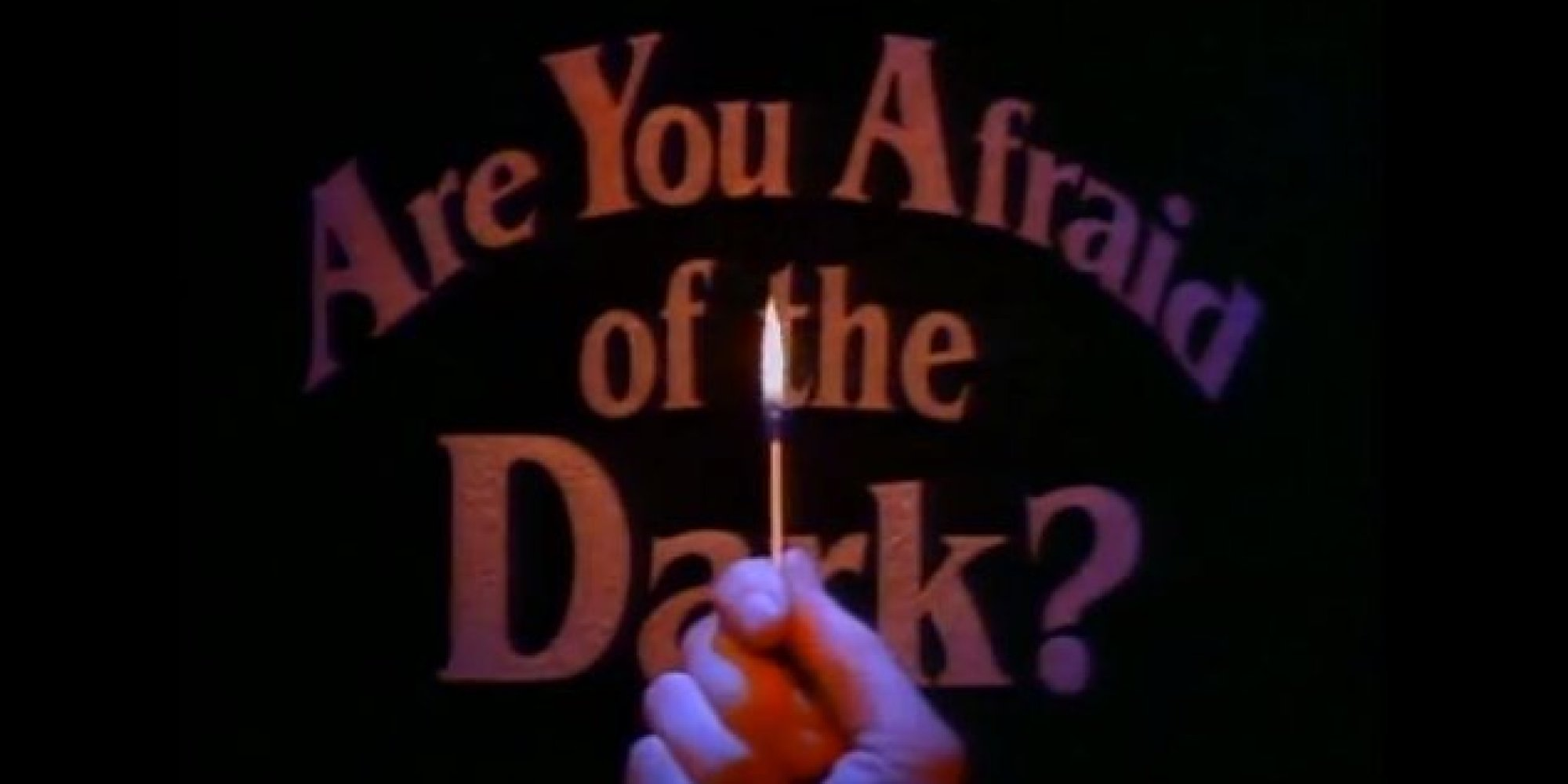 'Are You Afraid Of The Dark?' Is Available On Youtube ...