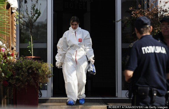 ebola macedonia
