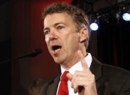 Rand Paul Tea Party Caucus