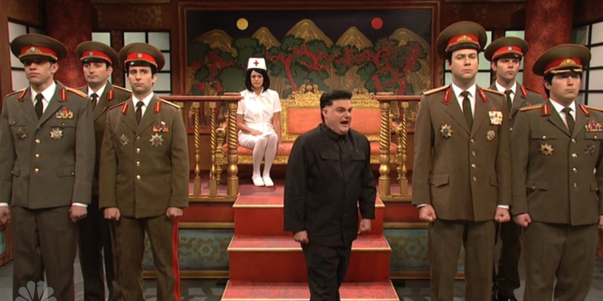 Where Is Kim Jong Un? 'SNL' Offers One Answer In Cold Open ...