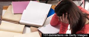 STUDENT DEPRESSED
