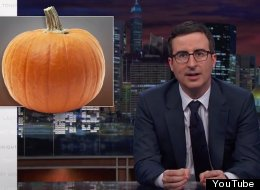 John Oliver Ponders America's Obsession With Pumpkin Spice Lattes, 'The Coffee That Tastes Like A Candle'
